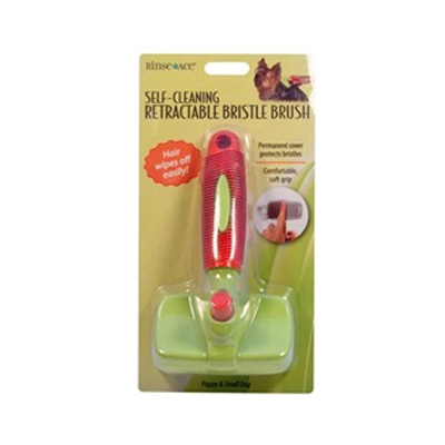 Rinse Ace Retractable Slicker Brush