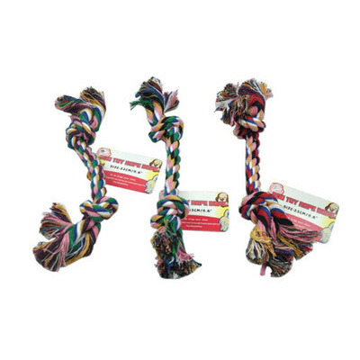 Cotton Braided Rope Tug Dog Toy