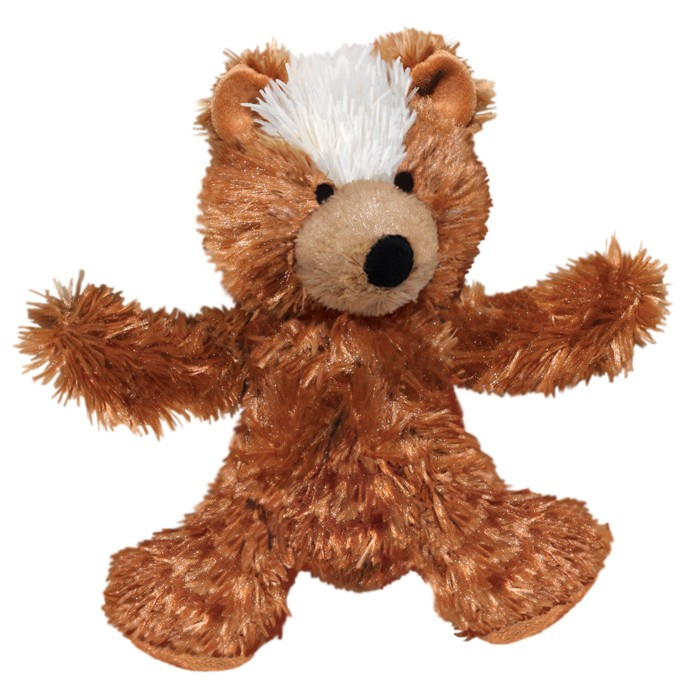 Kong Plush Teddy Bear Dog Toy