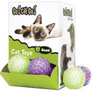 Go Cat Go Interactive Chase Rattle Roll Cat Toy