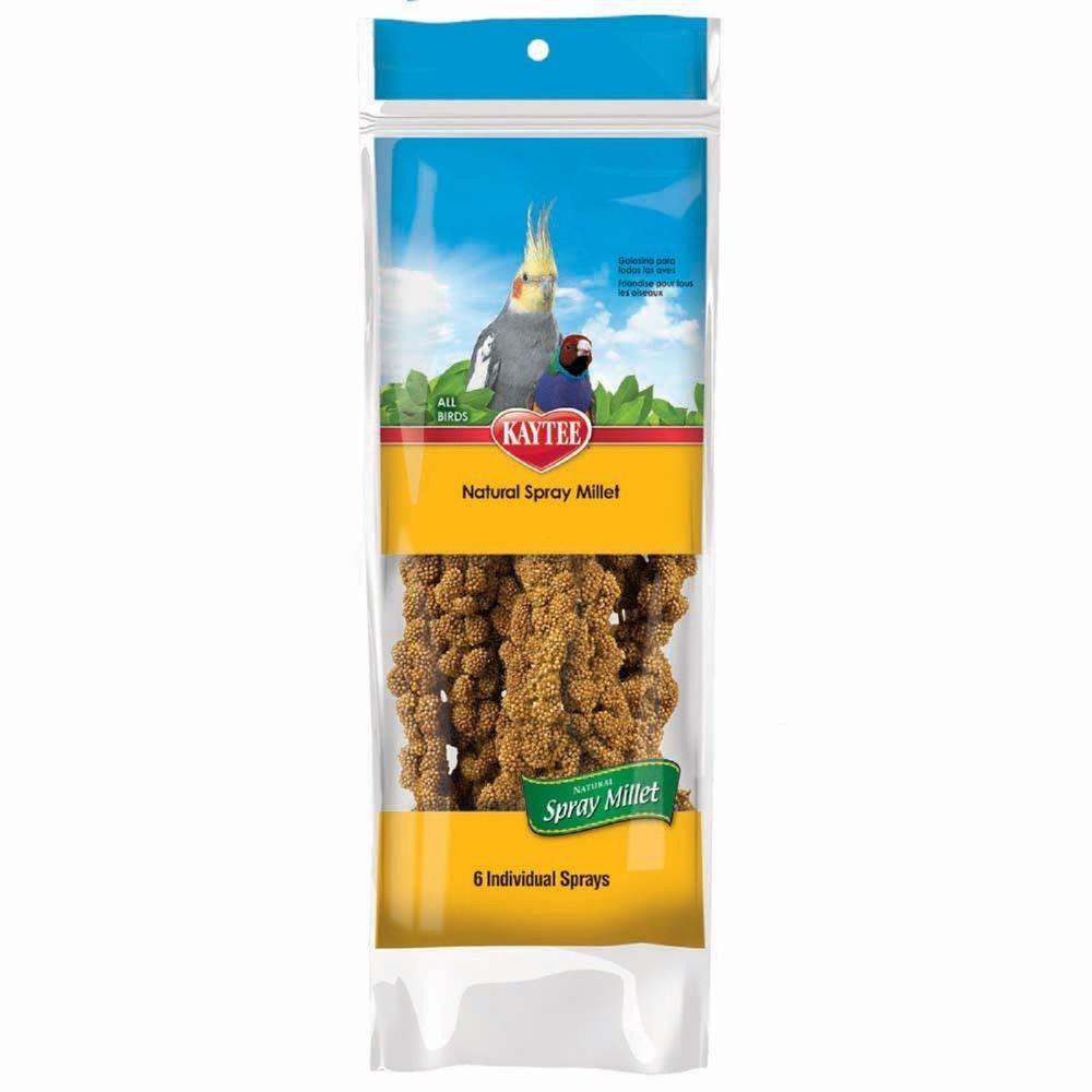 Kaytee Spray Millet Bird Snacks