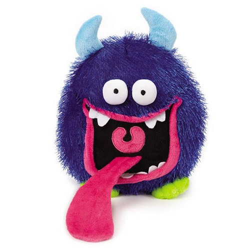 Grriggles Grunting Buglies Monster Dog Toy