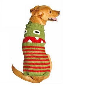 Chilly Dog Little Monster Sweater