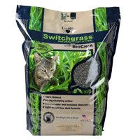 Our Pets Switchgrass Natural Clumping Cat Litter