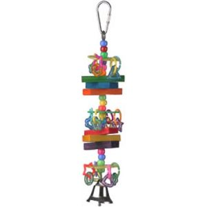 A&E Cage Company Happy Beaks Beads and Blocks