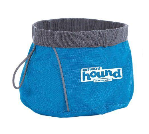Outward Hound Portable Bowl