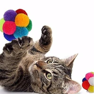 Goli Design Catomic Catnip Ball Cat Toy