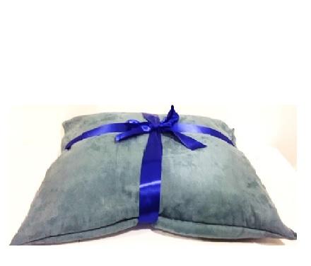 Buddy's Blissful Blue Futon Dog Bed