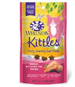 Wellness Kittles Salmon