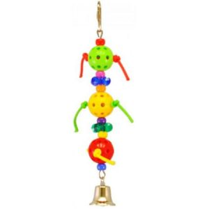 A&E Tres Huevos Bird Toy