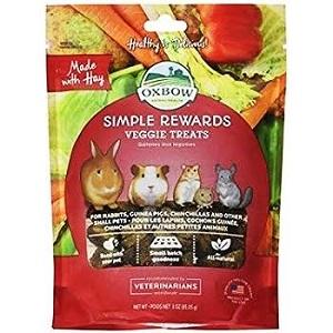 Oxbow Simple Rewards Vegetable