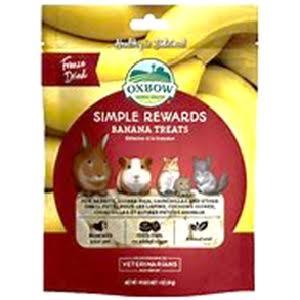 Oxbow Simple Rewards Banana