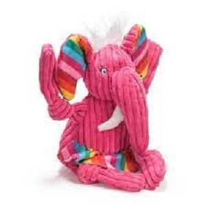 Hugglehounds Rainbow Elephant