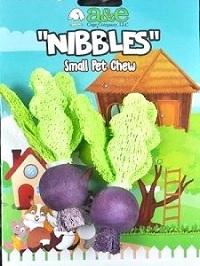 A&E Nibbles Loofah Turnips