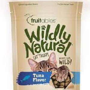 Wildly Natural Tuna Cat