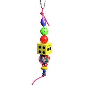 A&E JB'S Dice Bird Toy